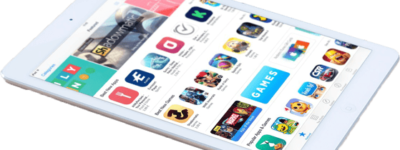 application tablette