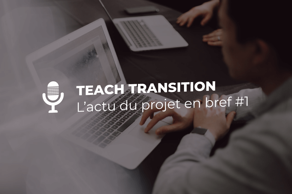 avancement projet teach transition