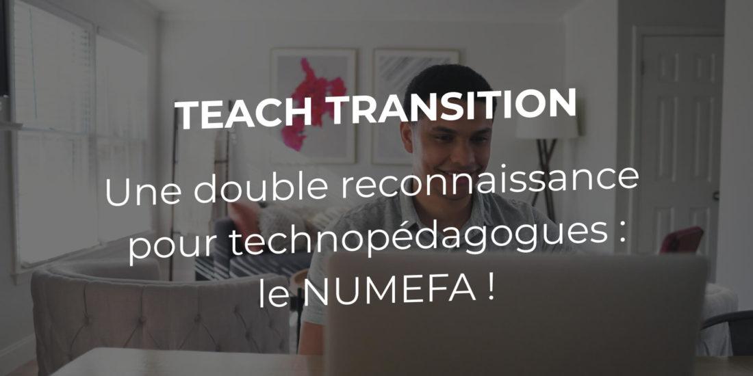 cover article numefa techno pédagogie