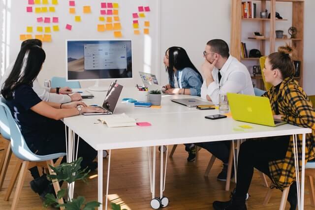 Groupe travail équipe technopédagogie